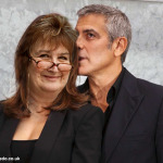 Jenni murray and george clooney