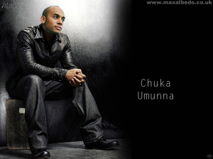 Guess Chuka's gone to that dark room there was so much talk about