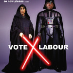 Labour turn to the dark side