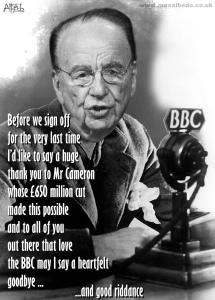 Bye Bye BBC