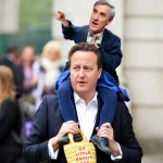 Eurosceptic monkey on my back