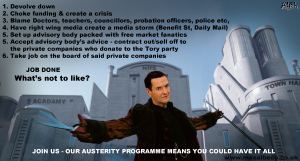 Austerity's route to riches