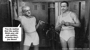 PM's pants