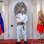 Putin's having Turkey for Xmas