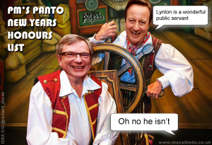 Panto peerage