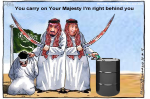 Carry on Saudi