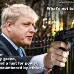 Who's Boris really