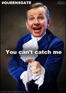 leaking Gove