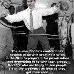 Hunt's NHS spin