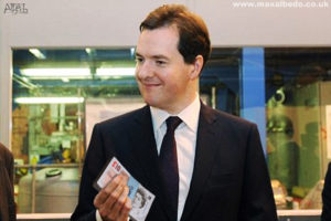 Osborne loves money