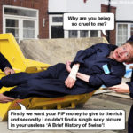 Osborne skips disabled