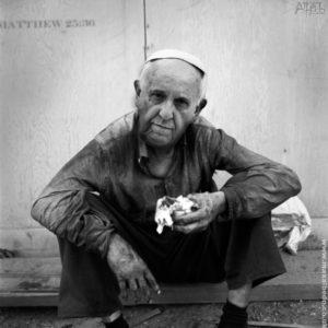 Pope's empathy