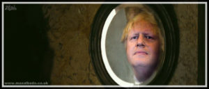 Wicked queen Boris