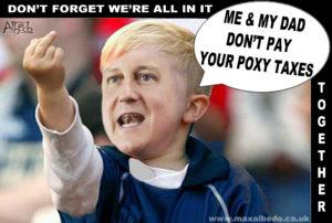 poxy taxes