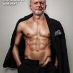 corbyn's top button