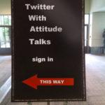 twitter talks