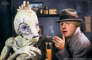 Boris aliens