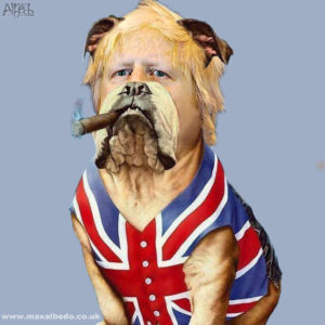Boris dog