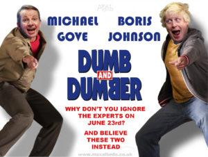 Brexit Dumber &