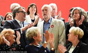 Corbyn united