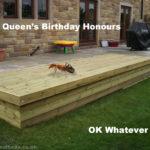 HRH honours