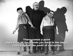 corbyn's revenge