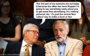 Corbyn AJ attack