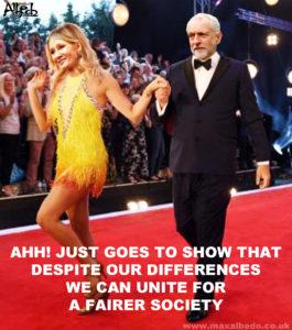 Corbyn Strictly