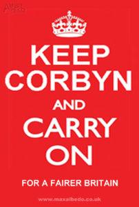 Corbyn keep 4 fairer UK
