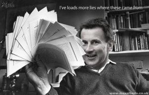 Hunt's endless lies 1