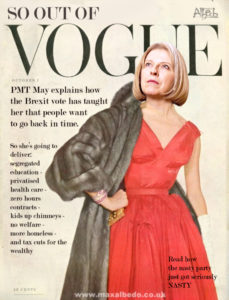 May out of vogue