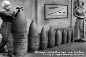 May's bombs 4 yemen