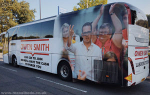 Smith's message 2 supporters