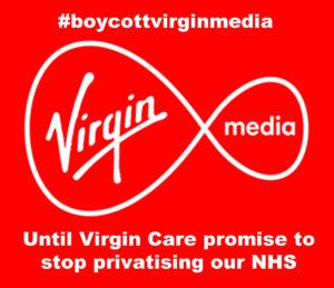 virgin boycott