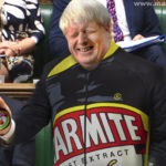 Boris marmite coat