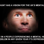 Hunt's mental health vision