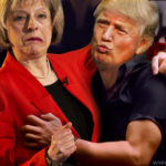 May Trump hug