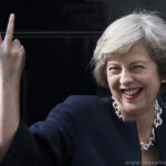 May's two fingers