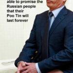 Putin poo 1