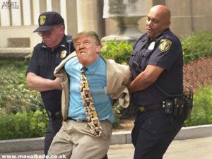 Trump arrest
