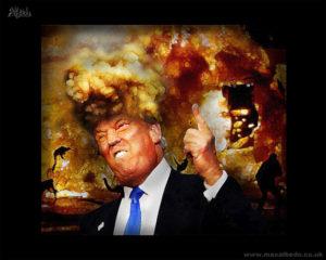 Trump bombastic 1